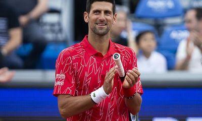 Tay vợt số một thế giới Novak Djokovic dương tính với Covid-19
