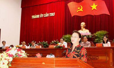 Chủ tịch Quốc hội Nguyễn Thị Kim Ngân nói về vụ tử tù Hồ Duy Hải