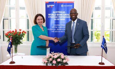 Ngân hàng Thế giới và Australia hỗ trợ Việt Nam phục hồi kinh tế sau đại dịch