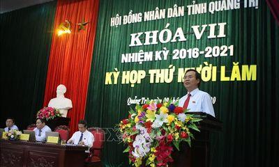 Ông Võ Văn Hưng đủ tiêu chuẩn, điều kiện làm Phó Bí thư Tỉnh ủy, Chủ tịch UBND tỉnh Quảng Trị