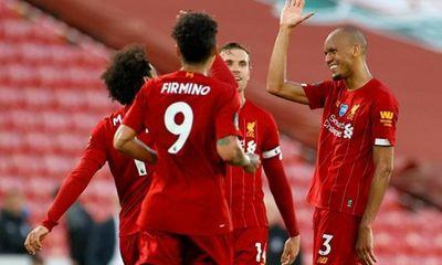 Tin tức thể thao mới nóng nhất ngày 25/6/2020: Liverpool tiến sát chức vô địch Ngoại hạng Anh