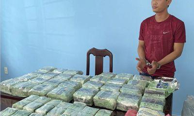 TP.HCM: Triệt phá đường dây mua bán 86kg ma túy xuyên quốc gia