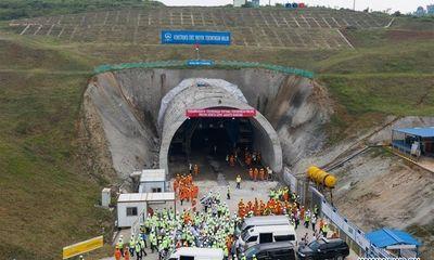 Cận cảnh đường sắt cao tốc 5 tỷ USD tại Indonesia thuộc loạt dự án 'Vành đai và Con đường' của Trung Quốc bị đình trệ