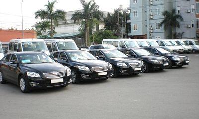 Khoán xe công, Hà Nội tiết kiệm gần 300 triệu đồng/tháng