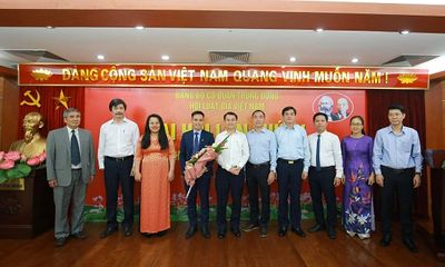 Hội Luật Gia - Ra mắt Ban chấp hành Đảng bộ cơ quan Trung ương hội Luật gia Việt Nam khoá IV