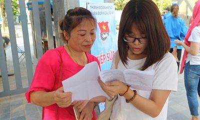 Cuộc đua vào lớp 10 THPT tại Hà Nội