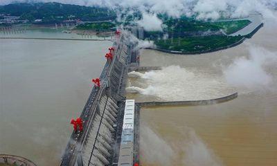 Đập Tam Hiệp: Đập thủy điện lớn nhất thế giới, khối lượng thép đủ xây 63 tòa tháp Eiffel