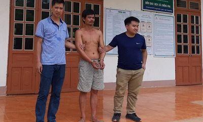 Sau một ngày đêm lẩn trốn, nghi phạm sát hại hàng xóm ở Sơn La bị bắt giữ