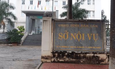 Bắt thanh tra sở Nội vụ Đắk Lắk vì nghi