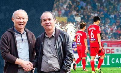 Tin tức thể thao mới nóng nhất ngày 2/7/2020: Thầy Park phủ nhận ưu ái HAGL dù thân với bầu Đức