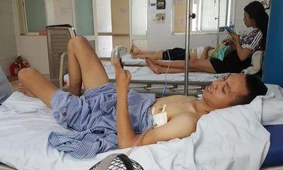 Bộ Công an gửi thư khen thanh niên dũng cảm bắt cướp tiệm vàng ở Hà Nội