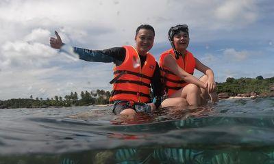 Sau Quang Vinh, Phạm Quỳnh Anh viết tâm thư xin lỗi vì ngồi lên rạn san hô ở Phú Quốc