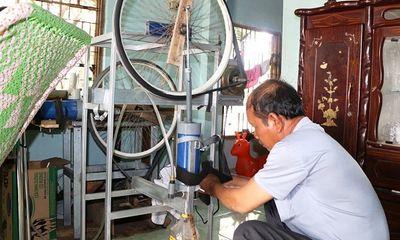 Tình phụ tử của lão nông nghèo chế tạo máy trợ thở giúp con trai duy trì sự sống