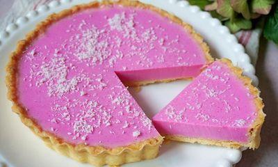 Không cần quà đắt tiền, làm chiếc bánh này tặng bạn trai, đảm bảo anh ấy say bạn như điếu đổ