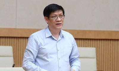 Thủ tướng bổ nhiệm ông Nguyễn Thanh Long giữ chức quyền Bộ trưởng bộ Y tế