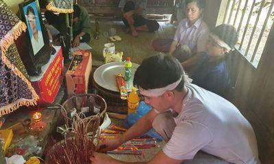 Vụ Trưởng phòng TN&MT huyện ở Nghệ An gây tai nạn chết người: Xót xa lời chia sẻ của chồng nạn nhân