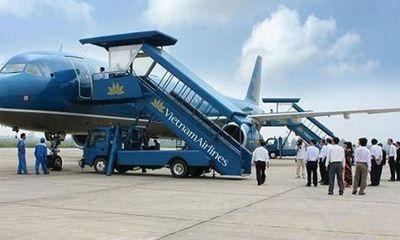 Xe đưa đón các cấp lãnh đạo nào được vào tận chân máy bay?