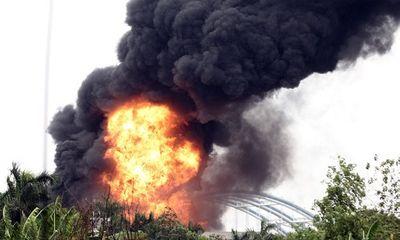 Lộ trình di chuyển nhà máy hóa chất gần khu dân cư vẫn chưa lộ diện