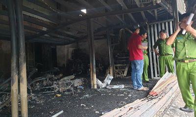 Vụ cháy tiệm cầm đồ, 3 người chết ở Bình Dương: Đôi tình nhân vừa chụp ảnh cưới