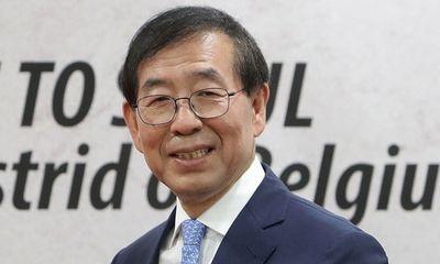 Thị trưởng Seoul tử vong gần nơi phát tín hiệu điện thoại sau nhiều giờ mất tích
