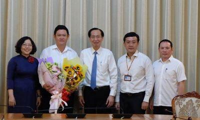 Phó Chủ tịch UBND quận 1 nhận công tác tại Tổng Công ty Nông nghiệp Sài Gòn