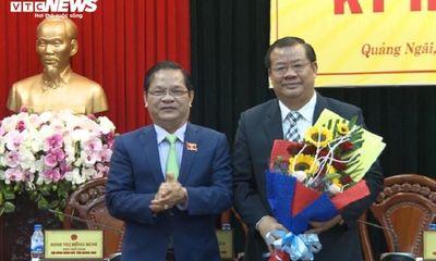 Chủ tịch tỉnh Trần Ngọc Căng nghỉ hưu trước tuổi, ai được phân công điều hành UBND tỉnh Quảng Ngãi?