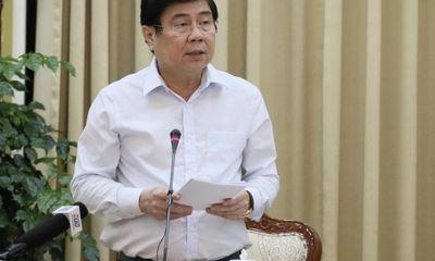 Ông Trần Vĩnh Tuyến bị khởi tố, lãnh đạo TP.HCM phân công công tác ra sao?