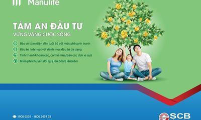 Cùng Manulife Việt Nam và SCB hoạch định tương lai tài chính