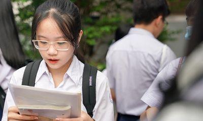 Đáp án, đề thi môn tiếng Anh vào lớp 10 chuẩn nhất, nhanh nhất