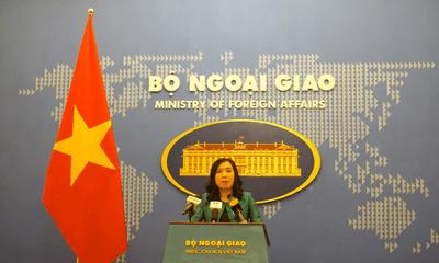 Quan điểm của Việt Nam trước lập trường của Hoa Kỳ đối với các yêu sách ở Biển Đông