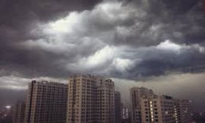 Đêm nay (19/7), Hà Nội sẽ có mưa dông, mưa đá sau nhiều ngày nắng nóng?