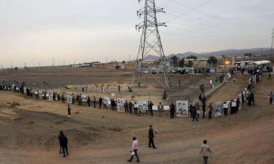 Tiếp tục xảy ra nổ lớn tại nhà máy điện ở miền Trung Iran