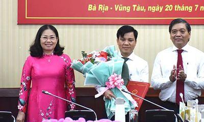 Bổ nhiệm ông Phan Khắc Duy giữ chức Chánh văn phòng UBND tỉnh Bà Rịa-Vũng Tàu