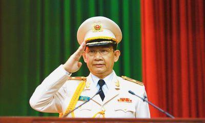 Phó Giám đốc Công an TP.HCM được thăng hàm Thiếu tướng