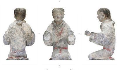 Khai quật cụm mộ cổ tại Trung Quốc, phát hiện hàng nghìn mảnh ngọc bích quý giá