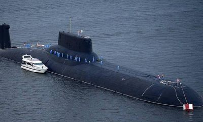 Tin tức quân sự mới nóng nhất ngày 21/7: Nga chế tạo tàu ngầm hạt nhân mang vũ khí siêu thanh