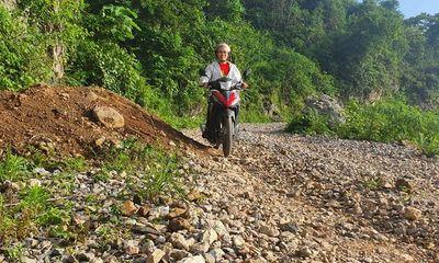 Sự thật về năng lực của công ty TNHH xây dựng Tây Nam - Bài 1: 7 năm chưa làm xong 10 km đường