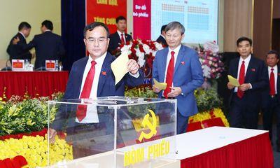 Chủ tịch Hội đồng thành viên EVN Dương Quang Thanh tái cử Bí thư Đảng ủy nhiệm kỳ 2020-2025