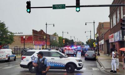 Xả súng nhằm vào lễ tang ở Chicago, hàng loạt người bị thương