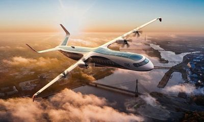 Anh phát triển mẫu máy bay lai xăng điện lớn nhất thế giới
