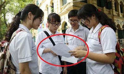 Hôm nay (23/7), Hà Nội công bố đáp án chính thức đề thi vào lớp 10