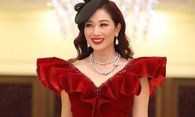 Nhan sắc mặn mà, đằm thắm nhiều người ngưỡng mộ ở tuổi 41 của á hậu Thu Hương