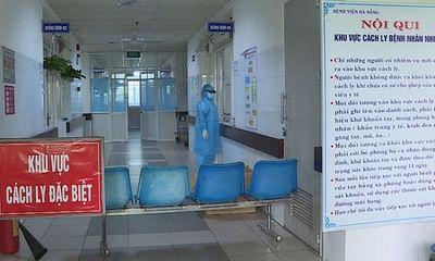 Lịch trình di chuyển của bệnh nhân nhiễm Covid-19 số 418 tại Đà Nẵng