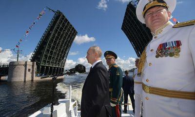 Tổng thống Putin tiết lộ vũ khí tấn công hạt nhân siêu vượt âm sắp được trang bị cho Hải quân Nga
