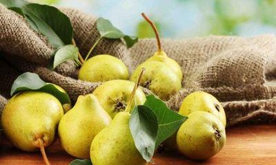 Đừng tưởng lê là trái cây lành mà ăn thả cửa, tránh ngay những tác dụng cực hại