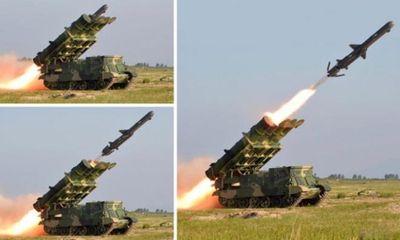 Hàn Quốc: Triều Tiên phóng tên lửa hành trình chống hạm
