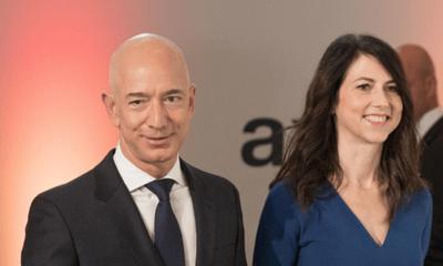 Vợ cũ của tỷ phú Jeff Bezos đổi họ, cho đi gần 1,7 tỷ USD hậu ly hôn