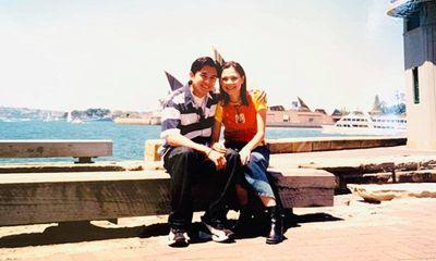 Thanh Thảo xin phép vợ Đan Trường cho đăng ảnh