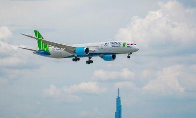 Bamboo Airways mở thêm 4 đường bay mới tới Cần Thơ từ ngày 5/8
