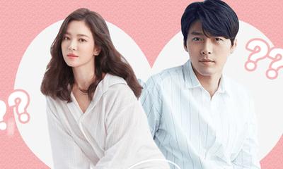 Song Hye Kyo phủ nhận